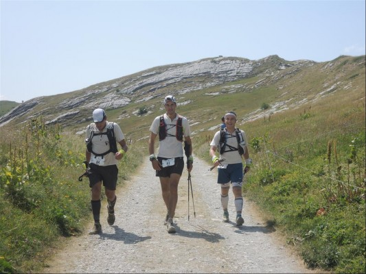 Ultra tour du beaufortain